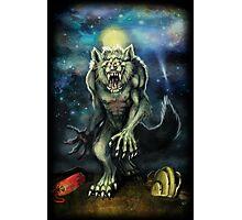 Werewolf-Moon Camp Photographic Print