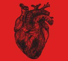 My Black Heart One Piece - Short Sleeve