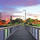 A Different Point of View - Wellington Point Qld by Beth  Wode
