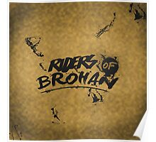 the RIDERS OF BROHAN | Poster/Card Poster