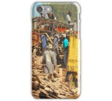 Transport Service in Nairobi, KENYA iPhone Case/Skin
