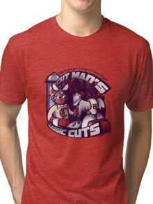 Cut Man's Classic Cuts Tri-blend T-Shirt