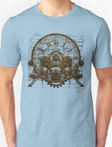 Vintage Time Machine #1A Unisex T-Shirt