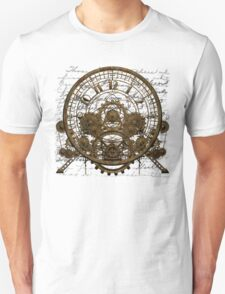 Vintage Time Machine #1A Unisex T-Shirt