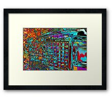 Wild Ford Framed Print