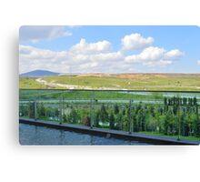 Landscape Istanbul Canvas Print