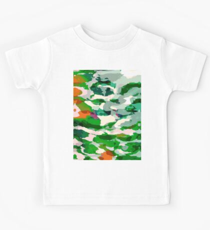 Abstract Army Pattern Kids Tee