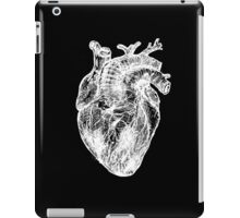 My White Heart iPad Case/Skin