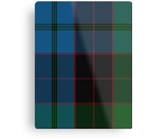 00016 Stewart of Bute Clan Tartan  Metal Print