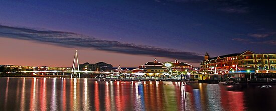 Mandurah Ocean Marina - Western Australia  by EOS20