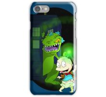 Doctor Pickles iPhone Case/Skin