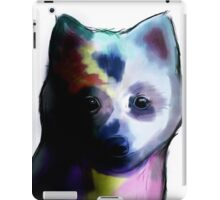 Watercolour Pup  iPad Case/Skin