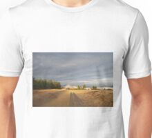 Nature and shadows Unisex T-Shirt