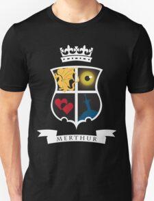 Merthur Coat of Arms Unisex T-Shirt