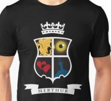 Merthur Coat of Arms Unisex T-Shirt