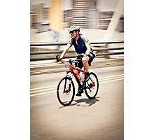 94.7 Momentum Cycle Challenge - 2010 Photographic Print