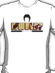 What Would Bruce Lee Do? T-Shirt