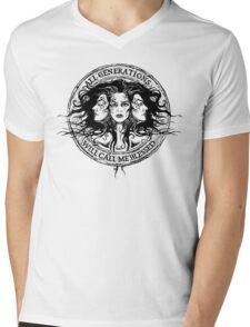 Blessed Mens V-Neck T-Shirt