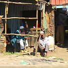 Street Vendors in Nairobi, KENYA by Bruno Beach