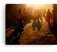 Dusty Light Canvas Print