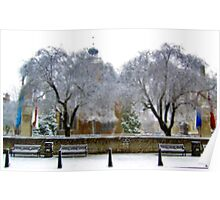 All Saints Church, Snow, Northampton Poster