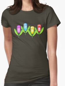 GPS Flowers  T-Shirt