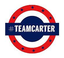 #TeamCarter by lemonlimeyogurt