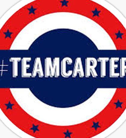 #TeamCarter Sticker