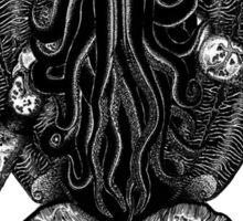 Cthulhu Baphomet Sticker