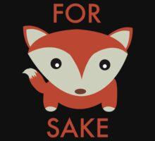 For Fox Sake by AmazingVision