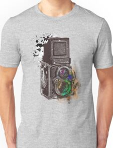 Photography Vintage Retro Rolleiflex T-Shirt