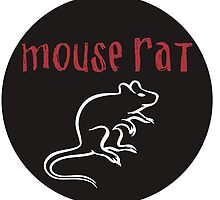 Mouse Rat by icarlyk95