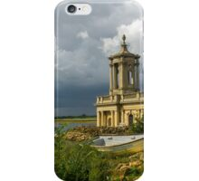 Sunken Church on the Water iPhone Case/Skin