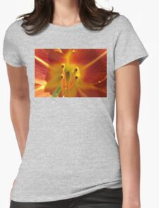 Day lily macro T-Shirt