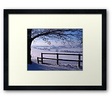 Christmas Day 2010 Framed Print