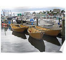 Gloucester Harbor Poster