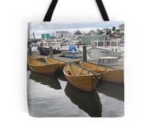 Gloucester Harbor Tote Bag