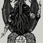 Cthulhu Baphomet by Amunet