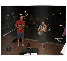 Night Jazz Poster