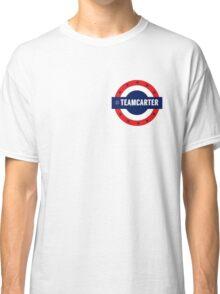 Small #TeamCarter Classic T-Shirt