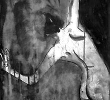 abstruse nude by Loui  Jover