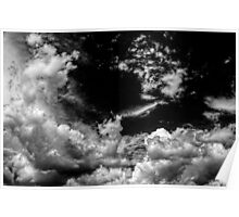 Clouds No.11 Poster