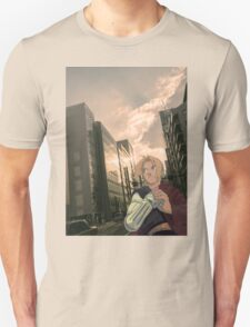 Ed in Tokyo Unisex T-Shirt