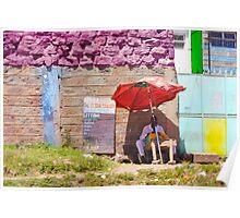 Letting Office in Nairobi, Kenya Poster