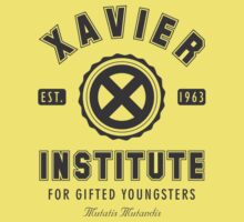 Xavier Institute Kids Clothes