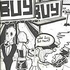Buy Buy Buy by ObbCase