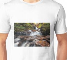 Huron Falls Is Rejuvinated In October Unisex T-Shirt