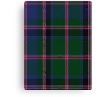 00018 Cooper/Couper Clan/Family Tartan Canvas Print