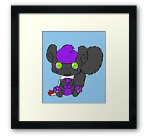 Chibi Phantom Framed Print