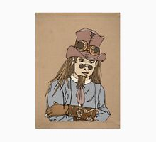 Steampunk Man with Awesome Hat T-Shirt